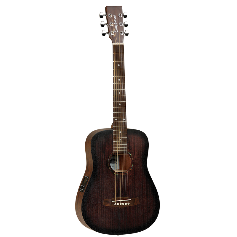Tanglewood TWCRTE Crossroads Traveller Acoustic/Electric Guitar.