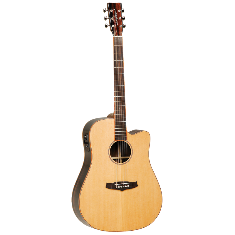 Tanglewood TWJDCE Java Dreadnought C/E Acoustic Guitar.