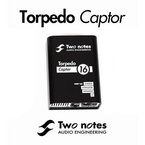 Two Notes Torpedo Captor 16ohm