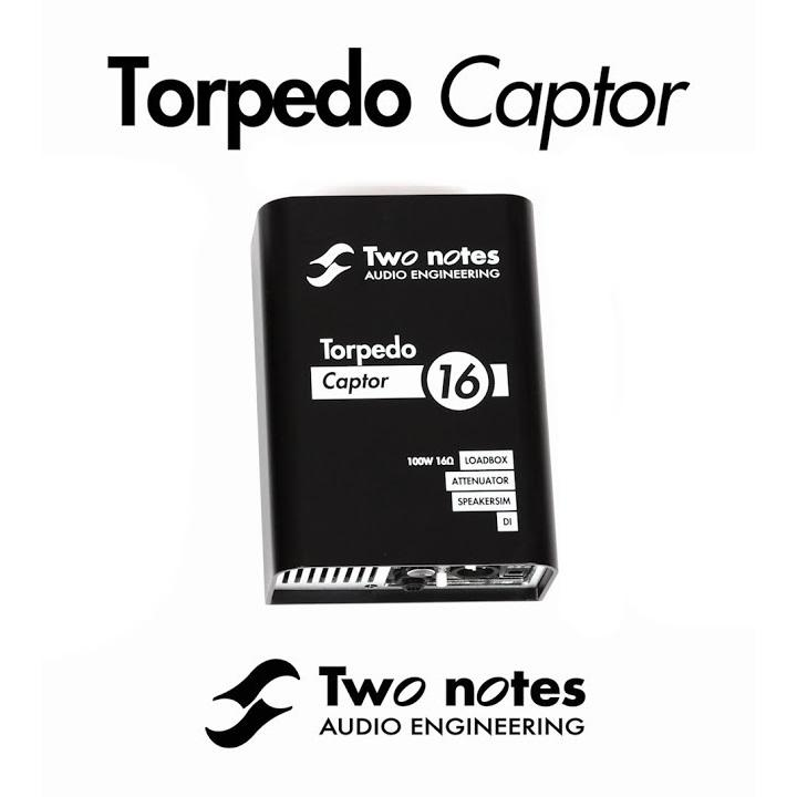 Two Notes Torpedo Captor 16ohm.