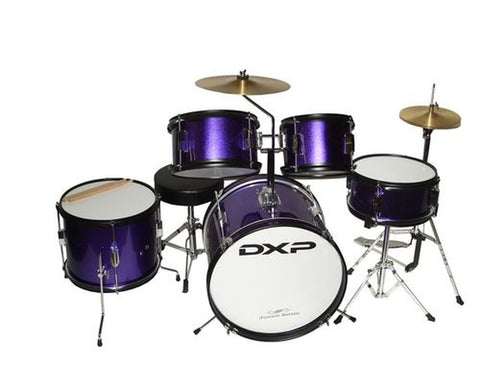 DXP TXJ5PL 5 Piece Junior Kit