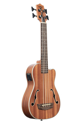 Kala UBASS Journeyman Mahogany