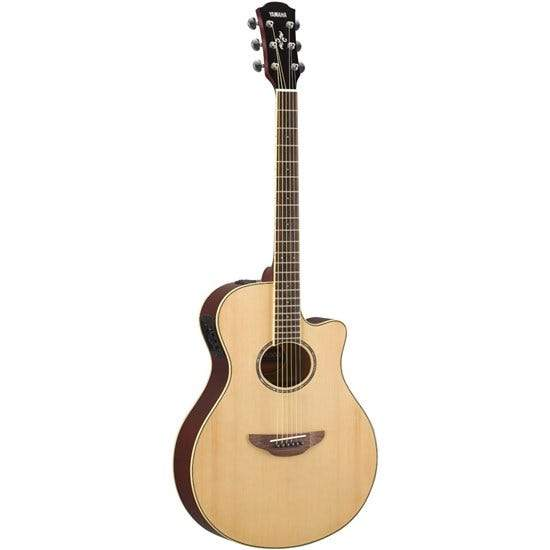 Yamaha APX600NT Acoustic/Electric Guitar Thin-Line - Five Star Music