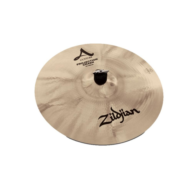 "Zildjian A Custom 16"" Projection Crash Cymbal."