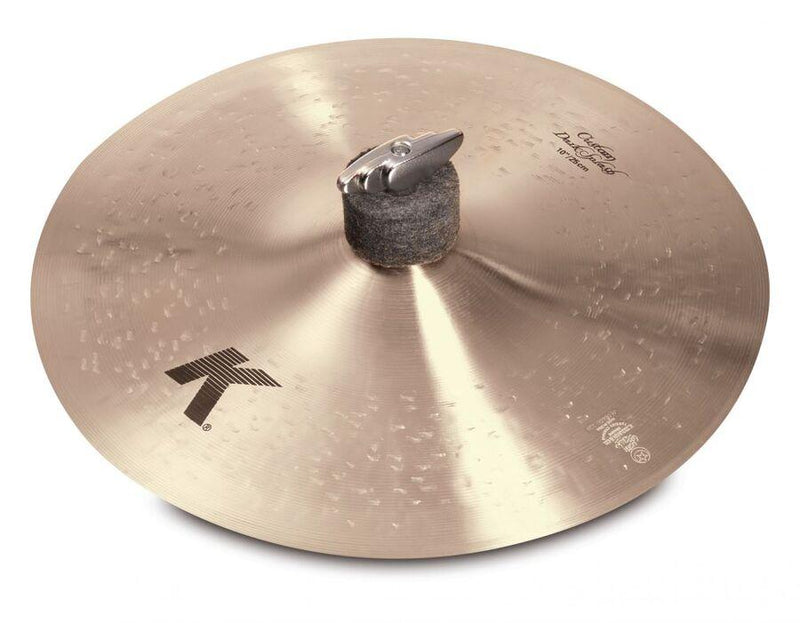 "Zildjian K Custom 10"" Dark Splash."