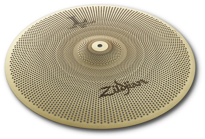 "Zildjian Low Volume 20"" L80 Ride - Single."