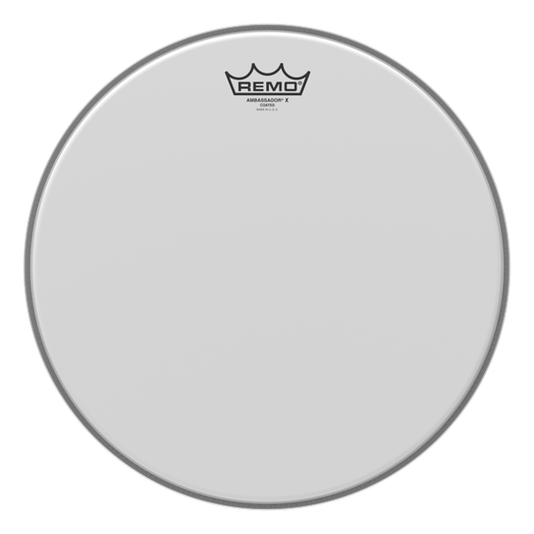 Ambassador X 10 Inch Drum Head Coated Batter.