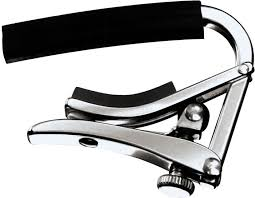 Shubb C3 12-String Guitar Capo - Nickel - Five Star Music
