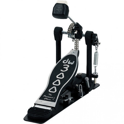 Drum Pedal Double Chain W/Plate