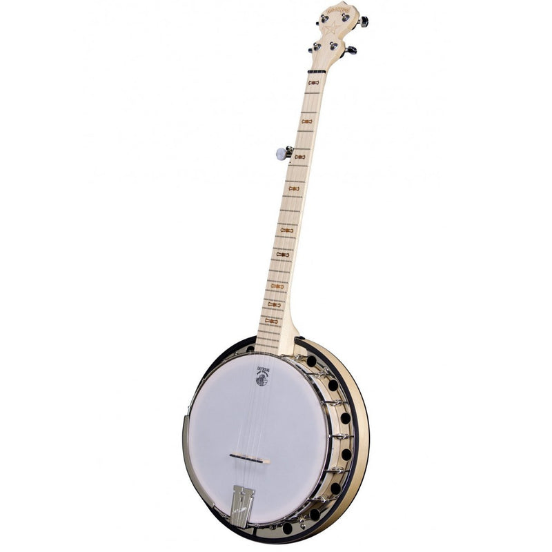 Deering Goodtime 2 5-String Banjo with Resonator.