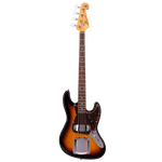 Essex J Bass Vintage Style Tobacco Sunburst