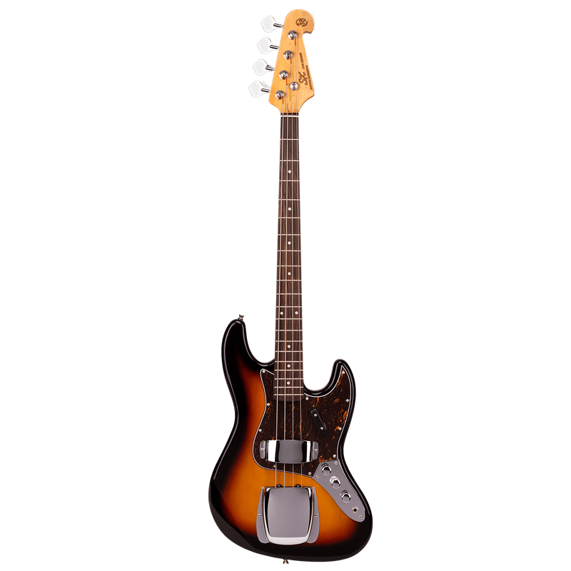 Essex J Bass Vintage Style Tobacco Sunburst.