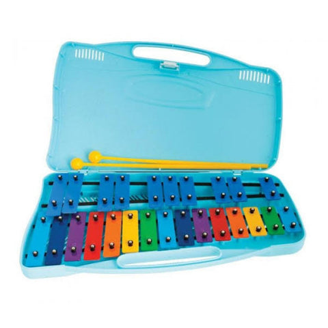 Angel 25 Note Chromatic Glockenspiel W/Beater