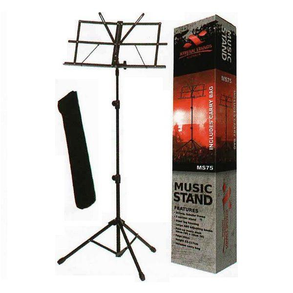 Xtreme Music Stand Foldable with Bag.