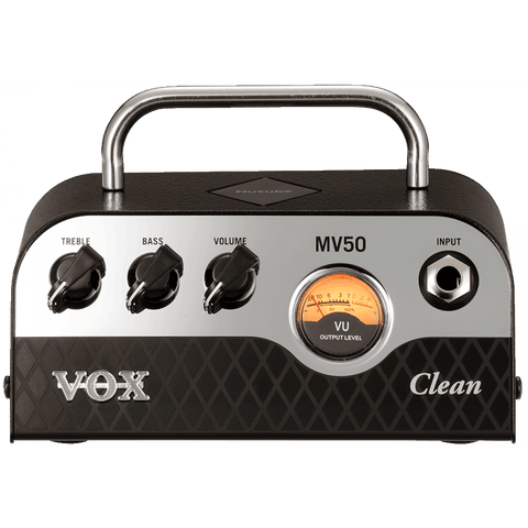 Vox MV50 NuTube Clean Amp Head