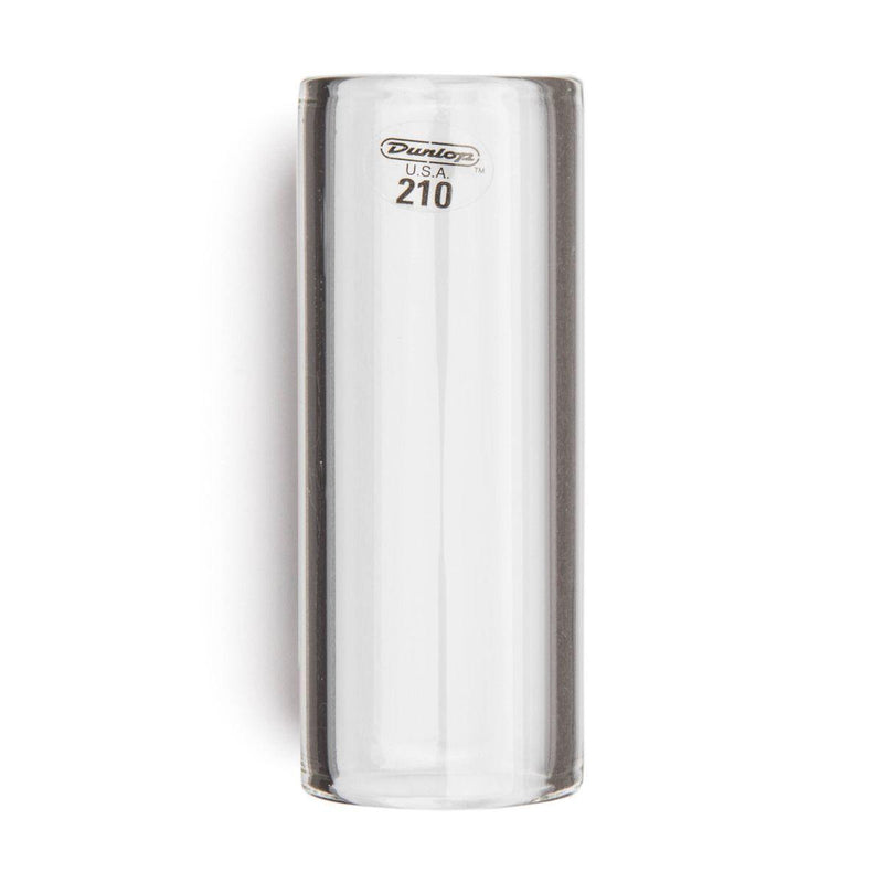 Dunlop Bottleneck Slide 20 X 25 X 60mm Glass Medium Wall.