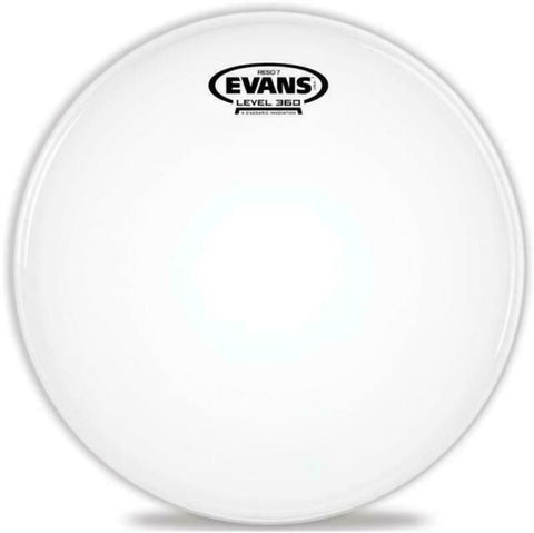Evans Reso 7 12 Inch Tom Single Ply Coated