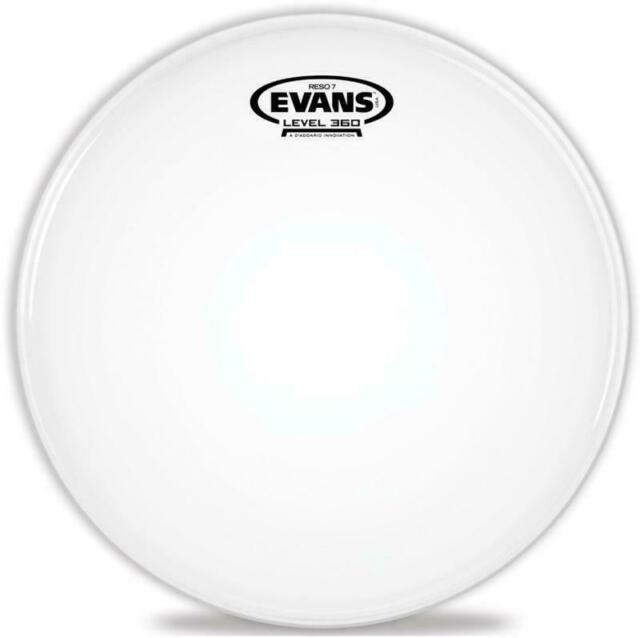 Evans Reso 7 12 Inch Tom Single Ply Coated.