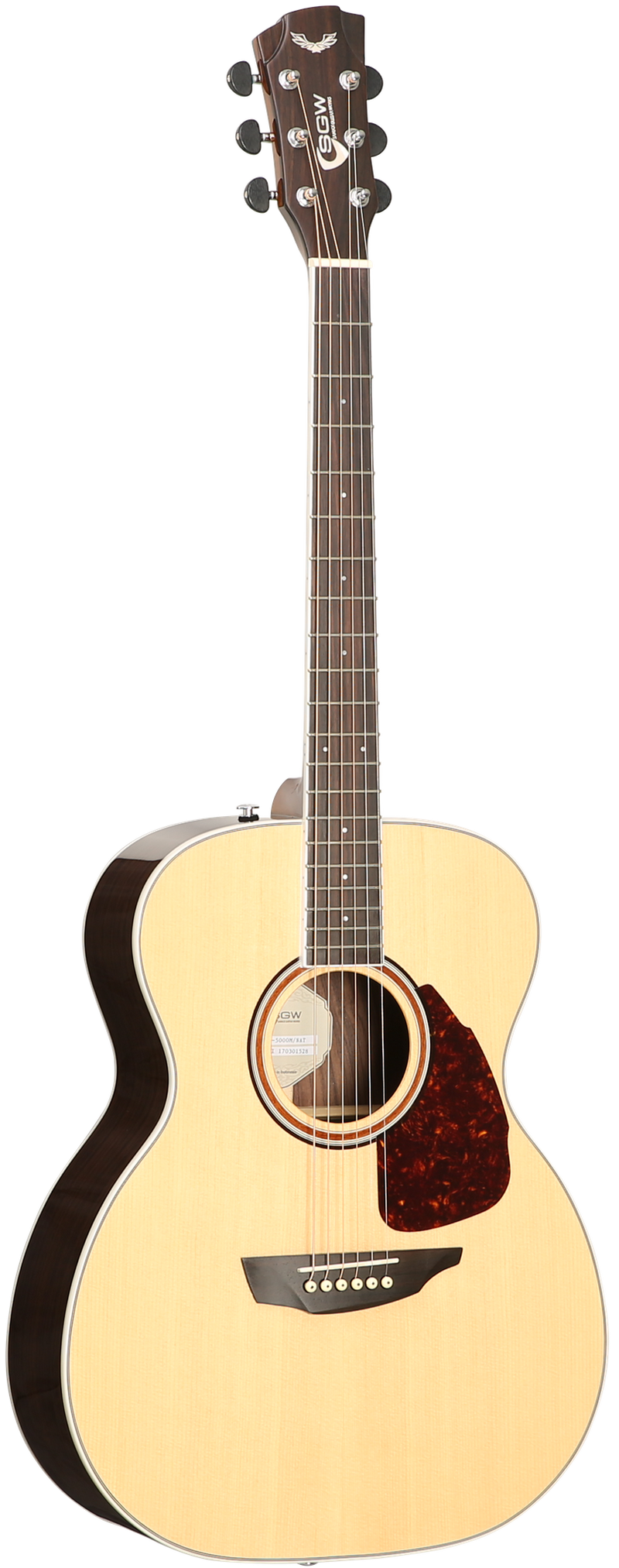SGW Orchestra Acoustic Guitar S500OM - Five Star Music