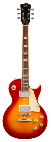 Essex Les Paul Electric Guitar Pack Sunburst.