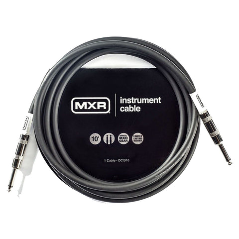 MXR 10ft Instrument Cable