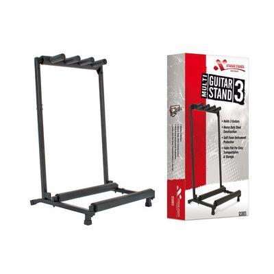 Xtreme Multi Rack Stands - Fits 3 Guitars.