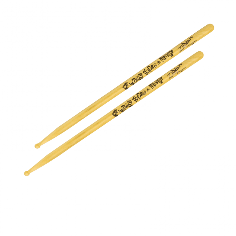 Zildjian Drumsticks Travis Barker Famous S&S at Five Star Music 102 Maroondah Highway Ringwood Melbourne Music Guitar Store.