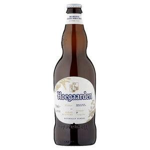 Hoegaarden White- the beer with a difference