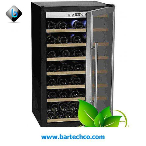 Wine Chiller 75 Bottles Perfect for Home Bar Wine Bar - BartechCo
