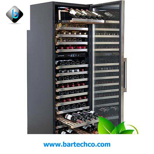Wine Chiller 168 Bottles Dual Temp - BartechCo