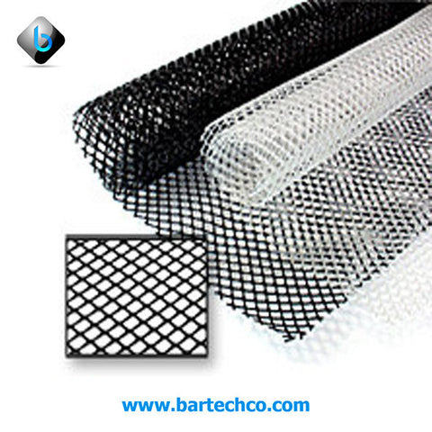 Black Bar Shelf Liner (2 x 10 ft) - BartechCo