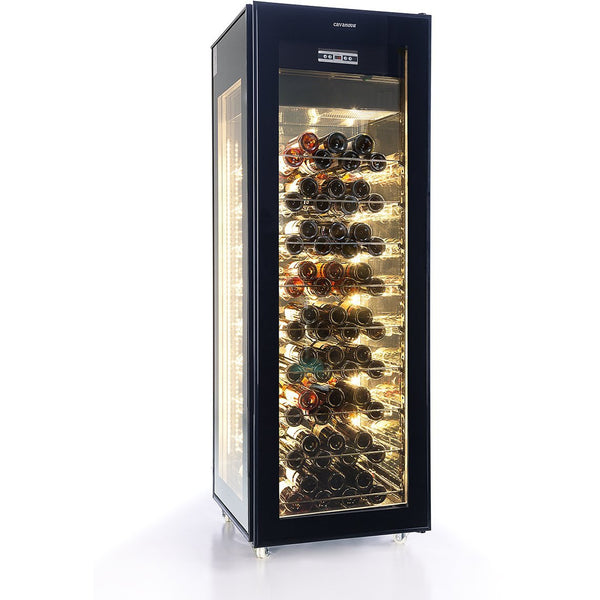 Wine Chiller 81 Bottles Spectacular - BartechCo