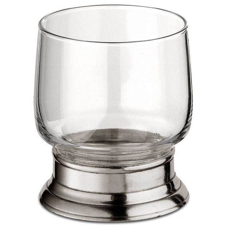 Pewter Whisky Glass 25 cl - BartechCo