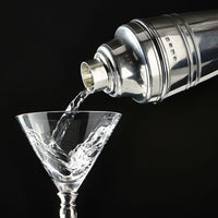 Pewter Cocktail Shaker