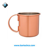 MEZCLAR MOSCOW MULE MUG COPPER PLATED 500ML