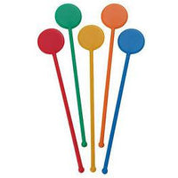 "Disc Stirrers 6"" (250 Pack)"