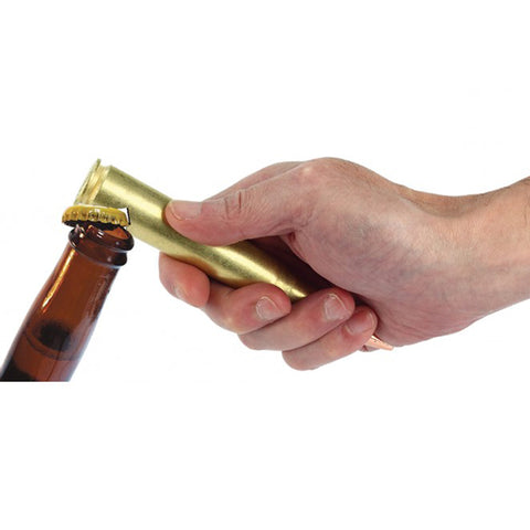 Mixology 50 Calibre Beer Bottle Opener - BartechCo