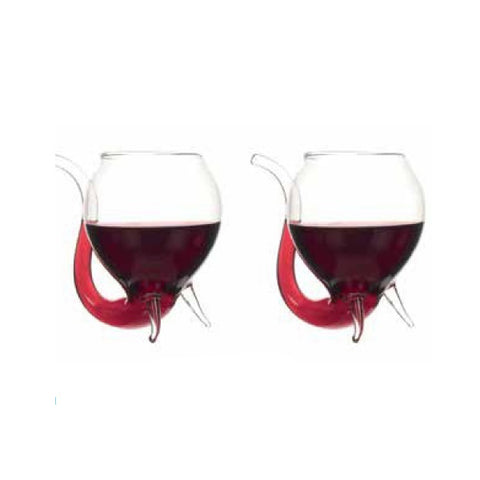 Wino Sippo Glasses Set of 2 - BartechCo