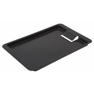Black Plastic Tip Tray with Clip - BartechCo