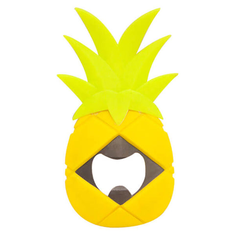 Pineapple Silicone Bottle Opener - BartechCo