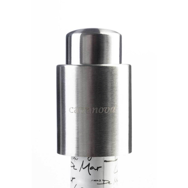 Stainless Steel Vacuum Stopper - BartechCo