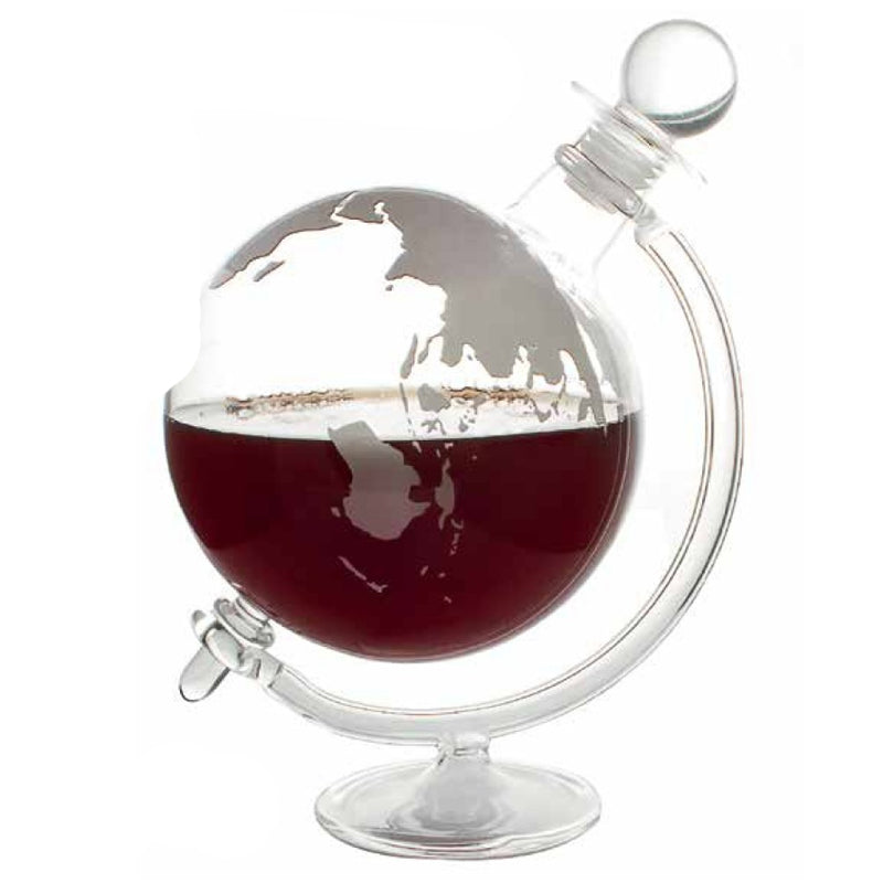 Mixology Globe Decanter