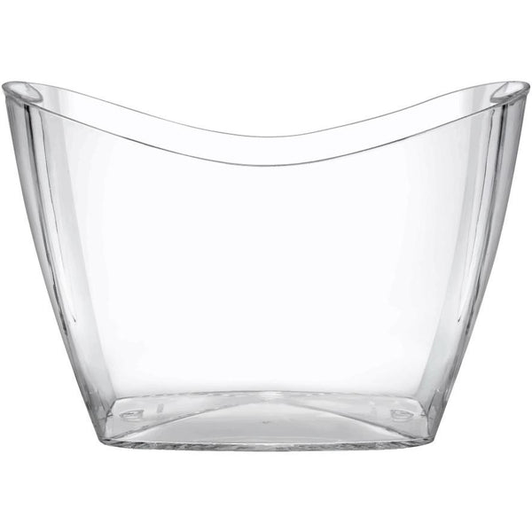 HISPANA BOWL ACRYLIC CLEAR