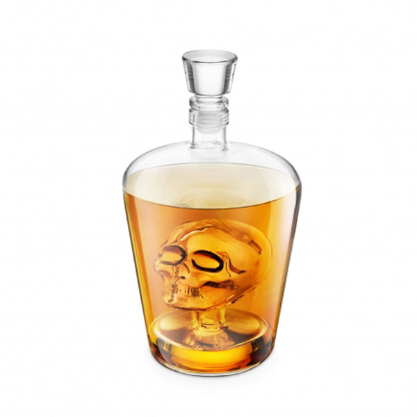 Final Touch Skull Decanter - BartechCo