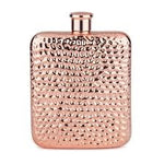 Copper Plated Luxe Hip Flask