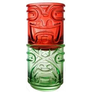 Tiki Tumbler Coloured 4pc - BartechCo