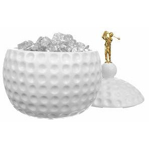 Golf Ball Ice Bucket - BartechCo