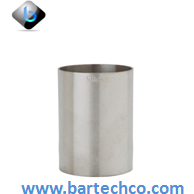 THIMBLE MEASURE 50ML SS - BartechCo