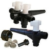 "Turn Down Spout Standard 1/2"" O/D"