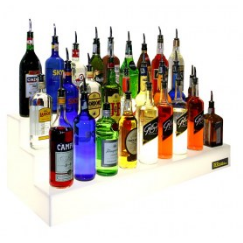 Bottle Display Stand 27 Bottles